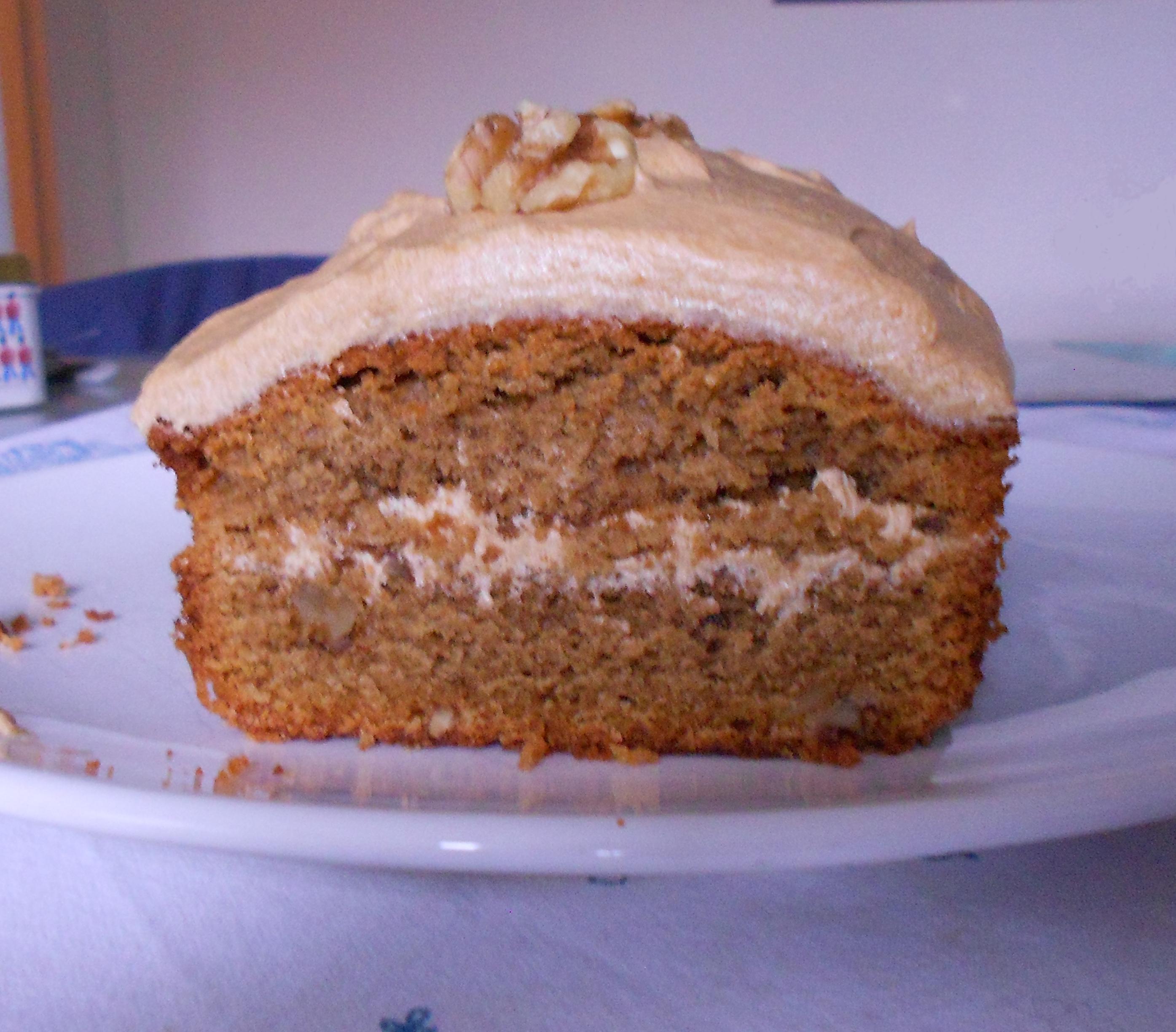 Loaf 20: Coffee and Walnut | loafingaboutblog